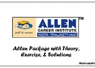 allen study package for iit jee 2020