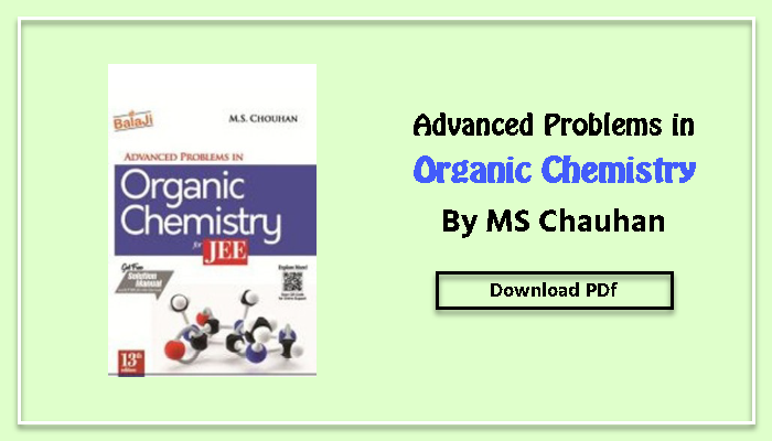download ms chauhan organic chemistry book pdf free