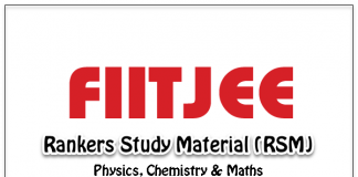 fiitjee rankers study material physics chemistry and Maths