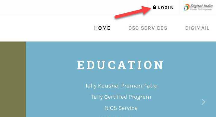 csc-portal-login-1 CSC Registration 2020: Status, Apply New CSC Center, TEC Registration, Login|register.csc.gov.in|
