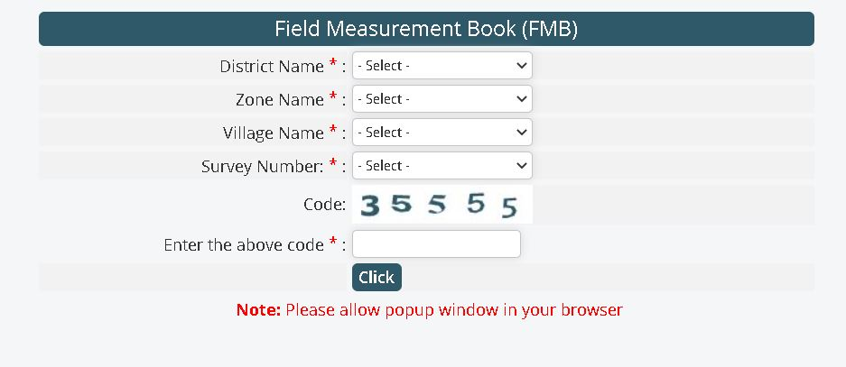 meebhumi-field-measurement-book Meebhoomi AP Land Records: Search ROR 1B Check Online | AP Village Map