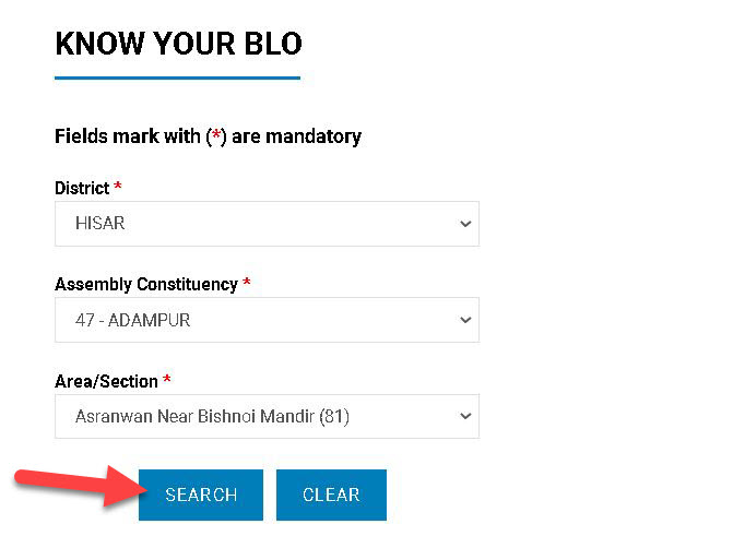 haryana-ceo-know-your-blo-1 Haryana Voter List 2021 PDF Download: CEO Haryana Check Name in Voter List (हरयाणा वोटर लिस्ट) Village wise