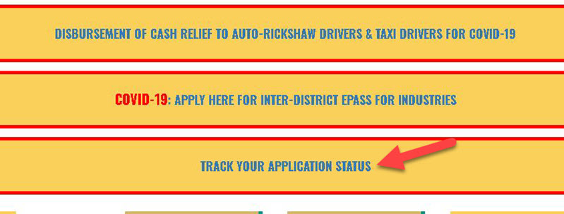 seva-sindhu-status-check-1 Seva Sindhu Portal (Auto Taxi Driver 5000 Scheme) Application Form Online Apply @ sevasindhu.karnataka.gov.in