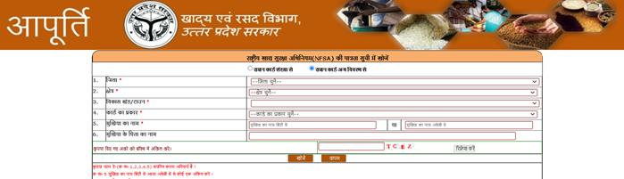 ration-card-details-without-number UP Ration Card List 2021: यूपी राशन कार्ड लिस्ट, APL, BPL New List, District wise Ration Card UP