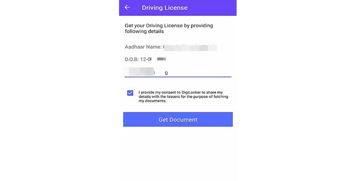 DigiLocker-se-Driving-License-or-Gaadi-ki-RC-kaise-Download-kare-_-How-to-Download-DL-and-Vehicle-RC-2-8-screenshot Download DL Online: Process to Download Driving License, Duplicate DL Apply