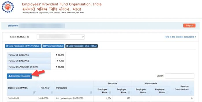 How-To-Check-PF-Balance-With-UAN-Number-Online-in-Hindi-_-PF-Account-Ka-Balance-Kaise-Check-Karen-4-2-screenshot PF Balance Check without UAN Number (With UAN), EPF Missed Call, SMS, UMANG