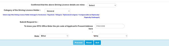 duplicate-DL-apply-confirm-details-nd-proceed Download DL Online: Process to Download Driving License, Duplicate DL Apply