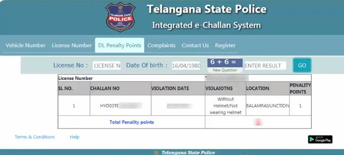 How-To-Check-Telangana-Driving-Licence-Penaalty-From-Ts-Echallan-3-15-screenshot TS E Challan - Telangana e Challan - TS Traffic Challan Payment Online @echallan.tspolice.gov.in