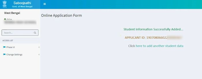 How-to-apply-Online-Sabooj-Sathi-Scheme-Student-details-__-Sabooj-Sathi-5-47-screenshot Sabooj Sathi Scheme 2021: Bicycle Distribution Online Apply, Status Check, Beneficiary List